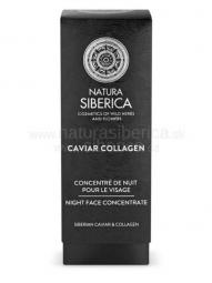 Caviar Collagen - Noční koncentrát na obličej 30ml