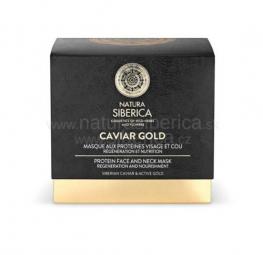 Caviar Gold - Proteinová maska na obličej a krk 50ml