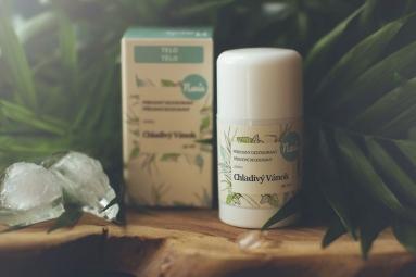 Tuhý Deodorant Unisex - Chladivý Vánek