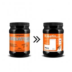 Kreatin Pure 500 g/100 dávok