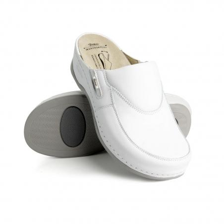 *Dámské zdravotní pantofle FC10 White 37