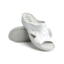 Batz dámské zdravotní pantofle Viki White 39