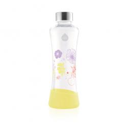 Láhev Equa flowerhead Daisy, 550 ml