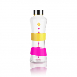 Láhev Equa CMYK Squeeze Yellow, 550 ml