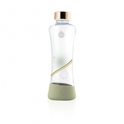 Láhev Equa METALLIC Gold, 550 ml