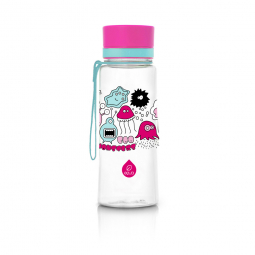 Láhev Equa Pink Monsters New, 600 ml