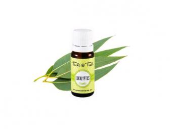 Eukalyptus přírodní éterický olej silice Tuli Tuli