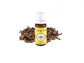 Hřebíček přírodní éterický olej silice Tuli Tuli