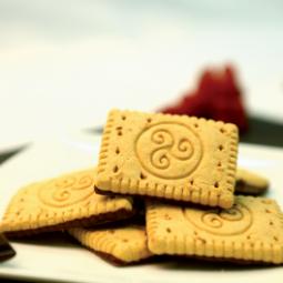 Express Diet Máslové sušenky s čokoládovou polevou 28 g