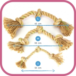 Beco Jungle Triple Knot lano EKO