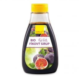 AKCE SPOTŘEBA: 31.12.2019 - Figový sirup BIO 400 ml / 540 g Wolfberry *