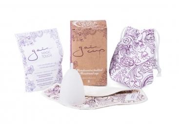 Gaia Cup - menstruační kalíšek S