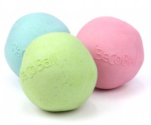 BecoBall EKO-plna-růžová-L