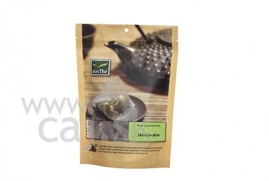 Porcovaný čaj Jahoda-aloe