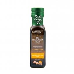 Kurkumový olej BIO 100 ml Wolfberry *