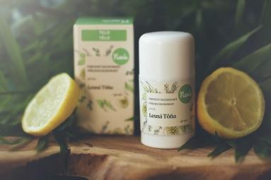 Tuhý Deodorant Pánský - Lesní Tona