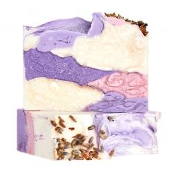 Levandulové pole - přírodní mýdlo