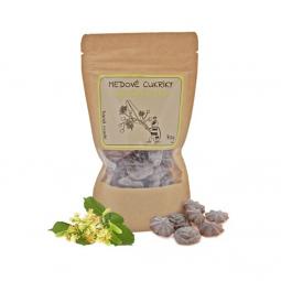 Medové bonbóny - s lipovým květem 70 g