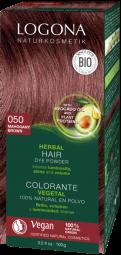 Logona barva na vlasy Mahagon - 100g