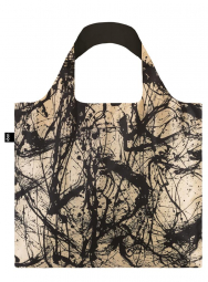 Nákupní taška LOQI Museum, Pollock - Number 32