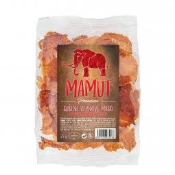 AKCE SPOTŘEBA: 17.06.2020 Sušené vepřové maso rovnou do pusy 25 g Mamut