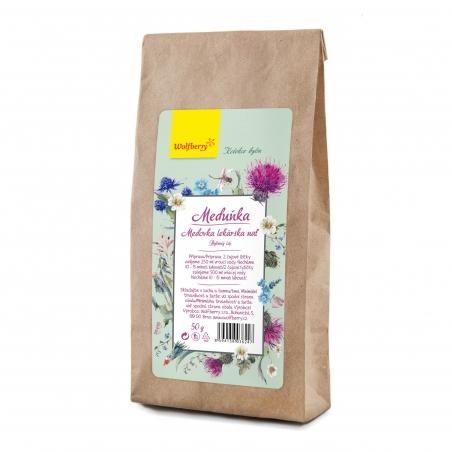 Meduňka nať bylinný čaj 50 g Wolfberry