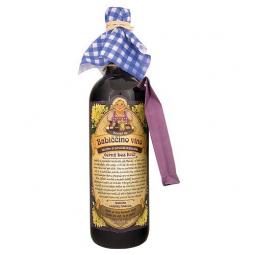 Babiččino víno k macerací 0,75l - Černá bezinky, květ