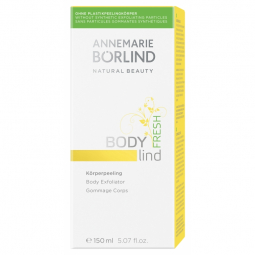 Body lind Fresh Tělový peeling 150 ml