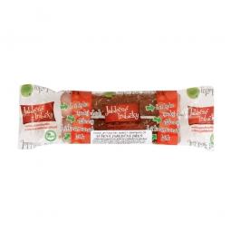 Trubičky jablečné s jahodovým jogurtem 24 g