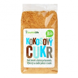 Cukr kokosový 250 g BIO