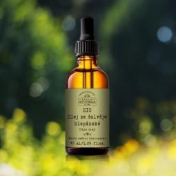 Olej ze šalvěje hispánské (chia) 30 ml