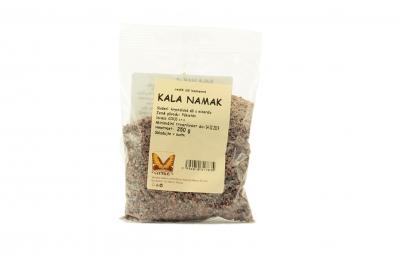 Sůl himalájská černá lávová 250 g
