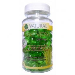 Aloe Vera 500 mg, 90 gelových kapslí