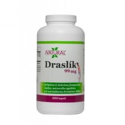 Draslík, 350 tablet
