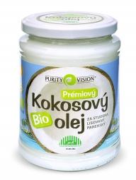Bio Kokosový olej 600