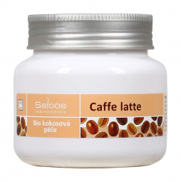 Kokosový olej - caffe latte 250
