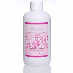 Růže - tělový a masážní olej 250