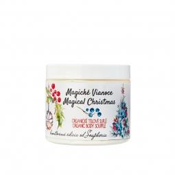 Magické Vánoce - organické tělové suflé