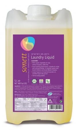 Tekutý prostředek na praní Levandule 5l