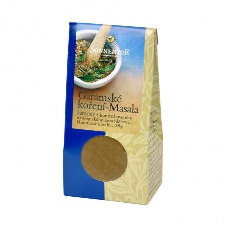Garamské koření Masala mleté 35 g BIO