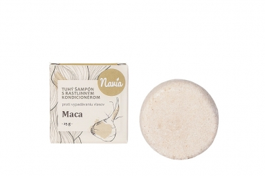 Tuhý Šampon s Kondicionérem - Maca (proti vypadávání vlasů)
