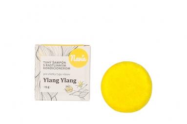 Tuhý Šampon s Kondicionérem - Ylang Ylang