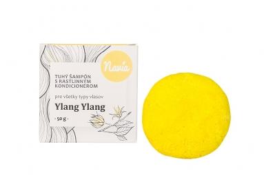 Tuhý Šampon s Kondicionérem - Ylang Ylang XXL
