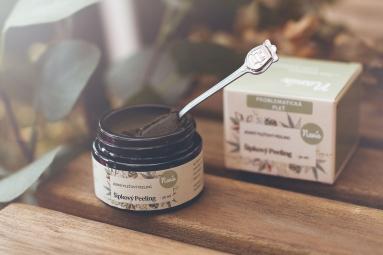 Šípkový Peeling pro Mastnou / Problematickou Pleť
