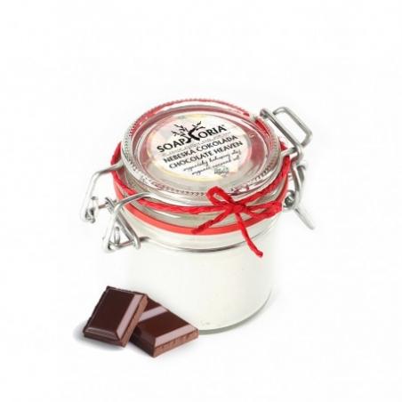 Nebeská čokoláda - voňavý organický kokosový olej