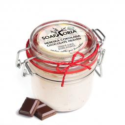 Nebeská čokoláda - XXL organické tělové suflé pro fanatiky