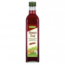 Ocet z červeného vína BIO 500 ml Rapunzel*