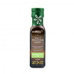 Olej z pšeničných klíčků 100 ml Wolfberry