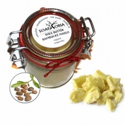 Organické bambucké máslo, Fair trade, kvality A