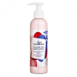 Ovocný sad - organický tělový jogurt